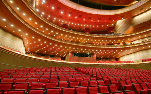 劇場の香り演出