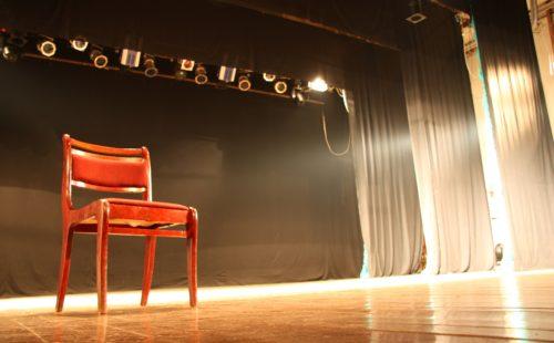 演劇の香り演出